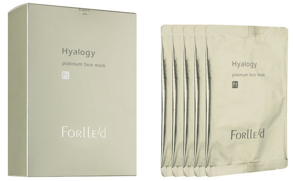 Hyalogy Platinum Face mask 5 x 33ml
